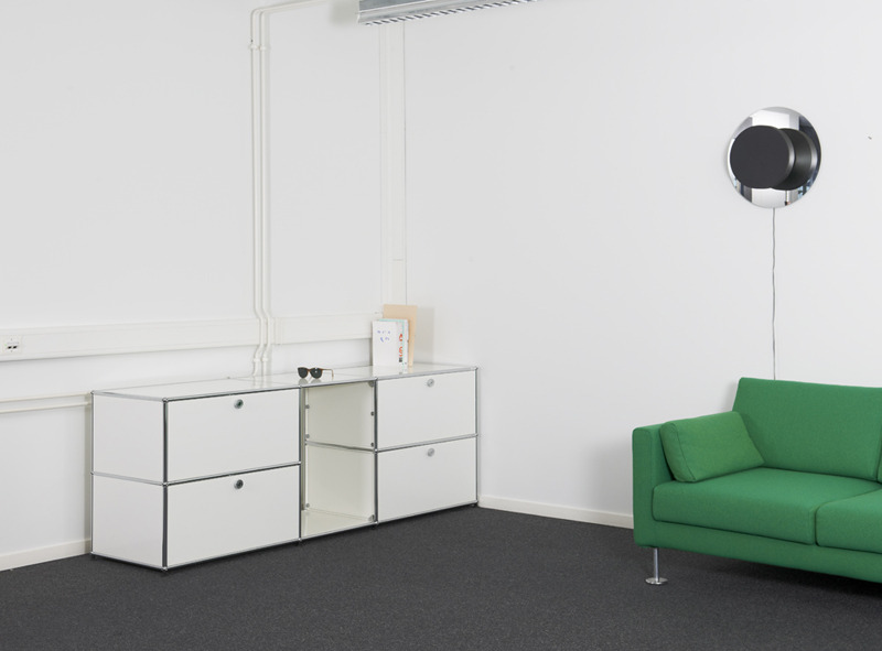 Sundiale, Offiche research project, with Vitra, ECAL, 2012 photo copyright: ECAL/ Nicolas Genta