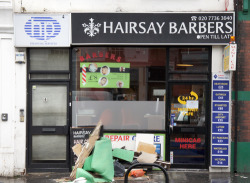 Hairsay Barbers, Harwood Road SW6
