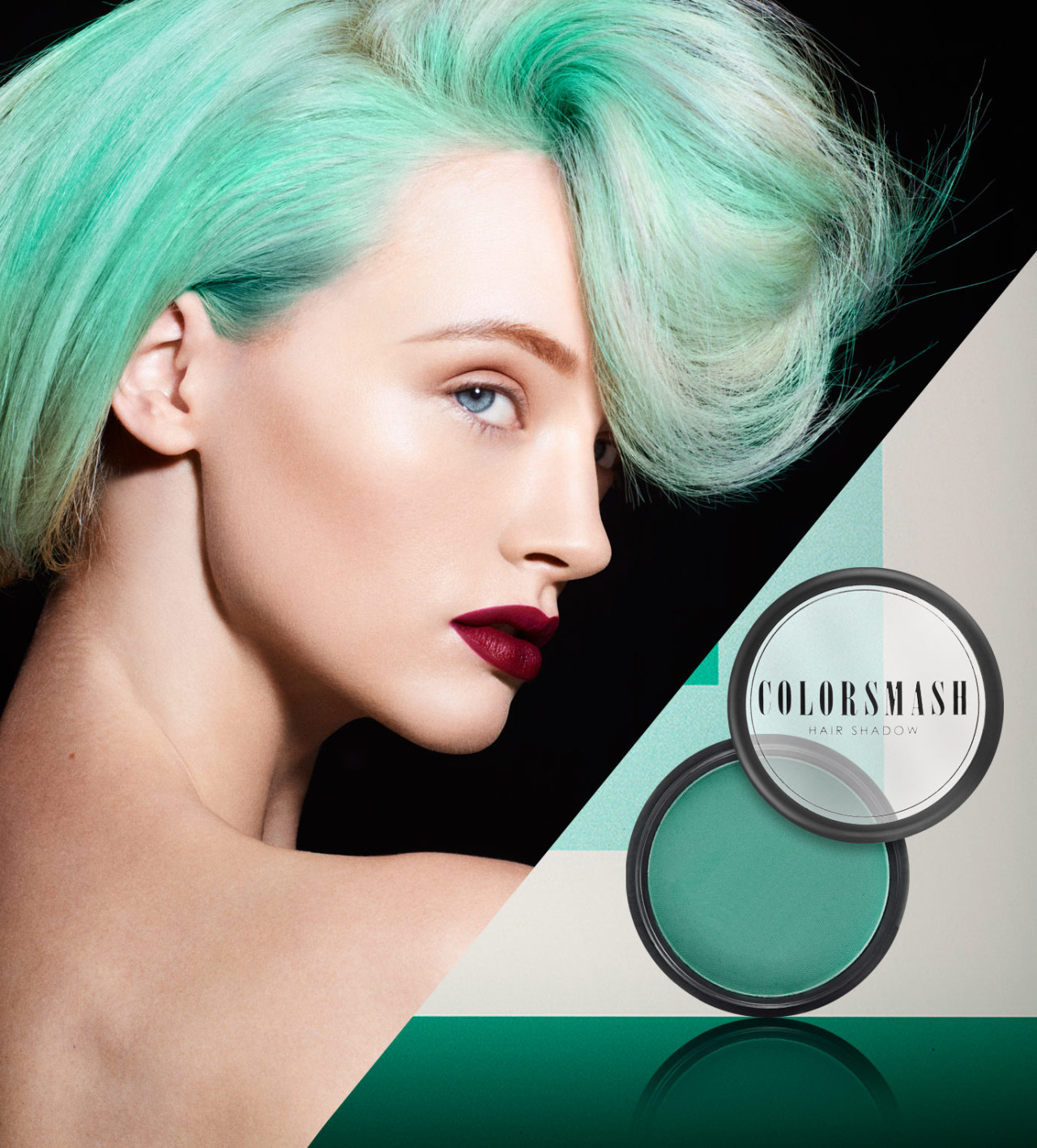 "SEPHORA HOT NOW: VOLUME 3 COLORSMASH HAIR SHADOW Sephora Head Merchant Margarita Arriagada on the power of potent hair shadow. COLORSMASH HAIR SHADOW: ""We've seen a lot of hair chalk out there, and found that this formula was really blendable. Some have too much payoff, some transfer. This is really an eye shadow formulated for your hair. I love the fact that it looks great on blondes and dark hair equally. For me, [the bold hair color explosion is] a little like what we saw happening with nail—it's just getting bigger and bigger. Now when you think about what you wear, you think, how am I going to complete this with a nail?"" SHOP COLORSMASH AT SEPHORA ▸ MORE ON MARGARITA AND THE PANTONE COLOR OF THE YEAR ▸ FIND OUT ABOUT THE OTHER PRODUCTS IN OUR EMERALD SEPHORA HOT NOW ▸"