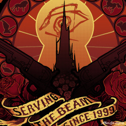 All Things Serve the Beam (revised)by Megan LaraBuy the shirt!
