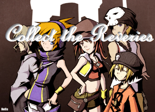 Collect the Reveries is a family oriented Final Fantasy/Kingdom Hearts/TWEWY roleplaying group. If you are interesting in joining us, please check out our masterlist to see is the character you want is open. If they are, then please check out our terms and conditions, then apply for that character. Our group offers various tips and tricks, and we're like a giant family. We hope to see you in our family soon!