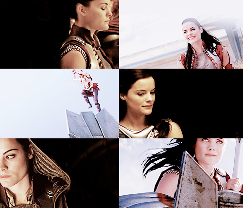 """Sif in Thor (2011)  """"I'll die a warrior's death, stories will be told of this day!"""""""