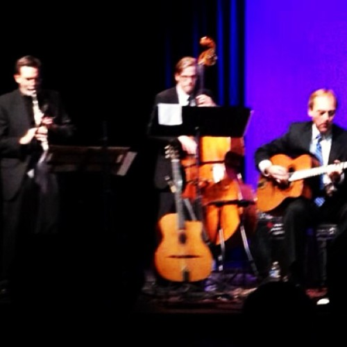 #Swing42 #JazzAtTheCenter #Camden (at Jazz at the Center, Camden SC)
