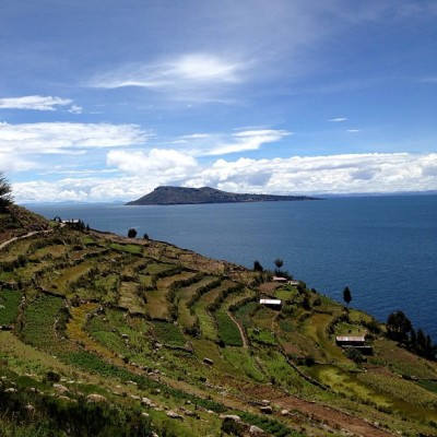 #Amantaní from #Taquile. #LakeTiticaca #Peru