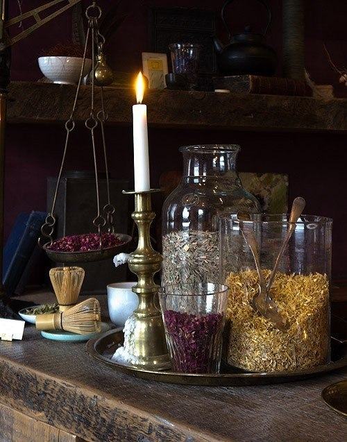 natural-magics:  pretty tea blends.