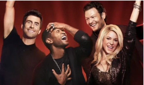 The top 12 are in for The Voice!! Click the pic to see who made it and to see which team they are on!!