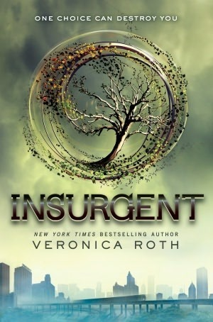 Currently reading: Insurgent by Veronica Roth. I still can't help but roll my eyes about the way the Factions work/are divided. Also at Tris/Four, blegh. Much more interested in this than the first book though.