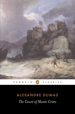 The Count of Monte Cristo, Alexandre Dumas (M, 20s, gray knit hat, black leather messenger bag, black shiny shoes, B train) http://bit.ly/ViBmpS