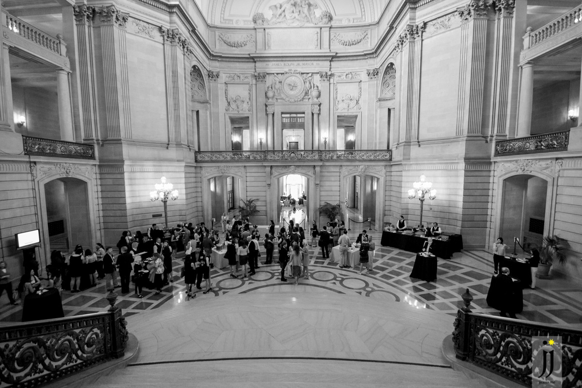 Emerge California's reception at SF's City Hall. Taken on 05/02/2013