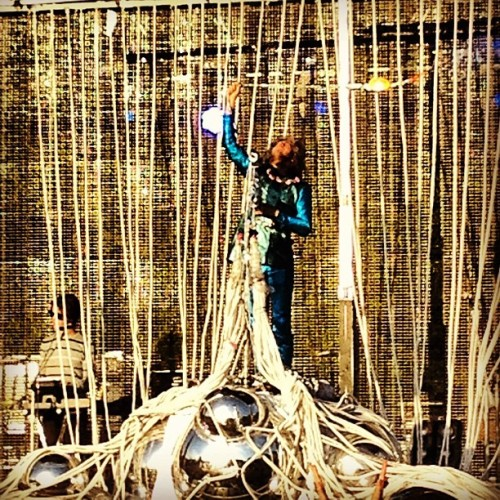 Fantastic show! #theflaminglips #brooklyn #googamooga