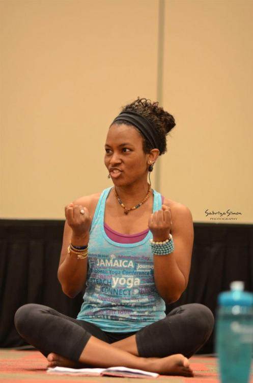 "Caribbean Yoga Conference ""Spiritually Fly""  Faith Hunter  http://www.faithhunter.com/"