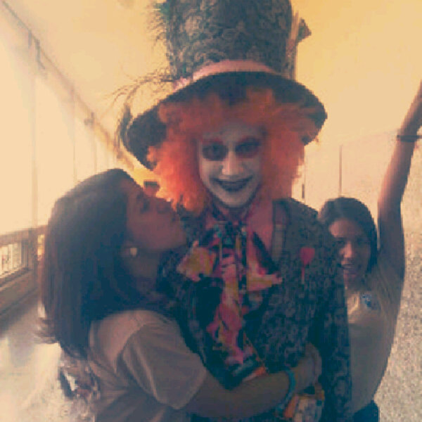 #Me #MadHatter #TheyLoveMadHatter (Photo taken and uploaded via MOLOME )