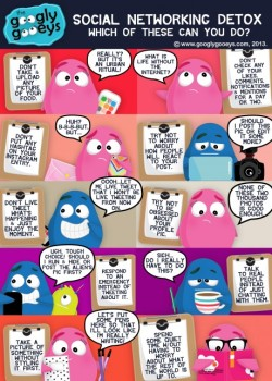 googlygooeys:  Social Networking Detox!  Click the link for the full story Social Networking Detox & Our Weekend at Mt. Pulag