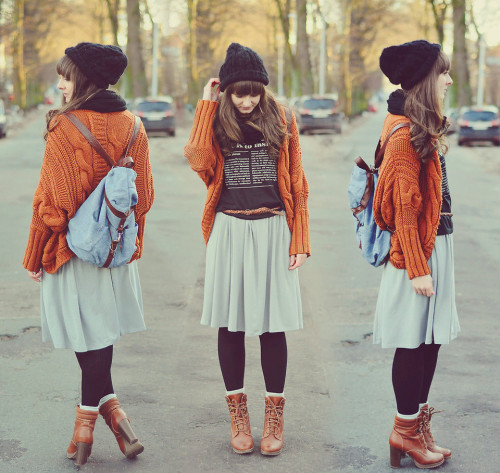 lookbookdotnu:  We are young.  (by Maddy C)