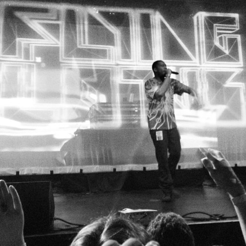 Ahhhyea. Flying Lotus got real at the show tonight. #concert #show #firstave #igers #igdaily #ignation #instagramhub #instagood #iphonesia #live #flyinglotus  (at First Avenue)