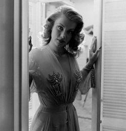 froufroufashionista:  Linda Christian: The Real 'First Bond Girl' photo - Life Magazine (via Pinterest)