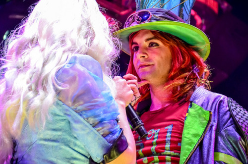 Mad T Party - Alice and Mad Hatter on Flickr.