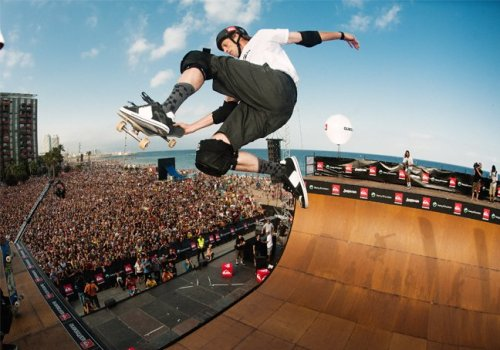 raidler:  skater: Tony Hawk.