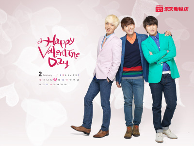 minniestarrr:  Lotte Duty Free February update (1)