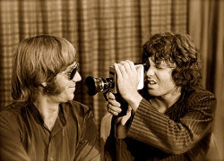 R.I.P. Ray Manzarek, 1939-2013 Jim & Ray together again