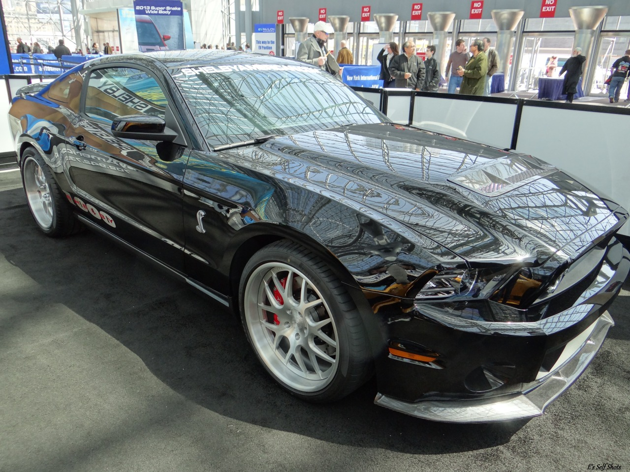 fuckyeahfordmustangs:  just cause i saw that u posted a gt500. so i'll up you 500 with the all new gt1000 that had it's power boosted up to 1200hp this year. enjoy.