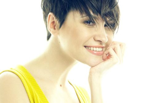 Short Haircuts for Women Trying out a short haircut is definitely a choice that takes some confidence, but once you first feel the freedom that comes from having a shorter 'do, you'll never want to go long again! Whether you're looking to try something a bit edgier like a short inverted bob or if you're looking to make a change with your head full of curls and go shorter, the possibilities (and the compliments you'll receive!) are truly endless. Visit our website to see all the pictures of short haircuts for women!