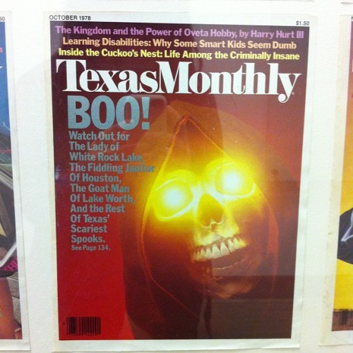 October 1978. @arr96a (at Texas Monthly)