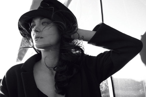 ru_glamour: Marion Cotillard by Dominique Issermann