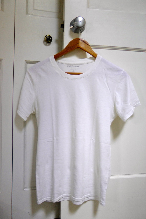 everlane tee review