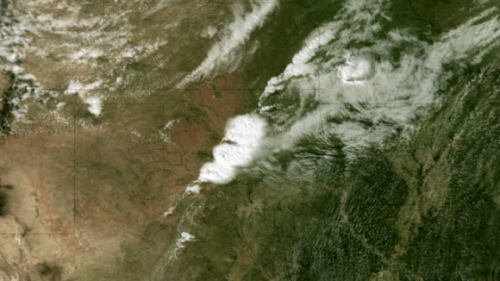 space-pics:  Oklahoma Tornado on May 20, 2013 As Seen from Spacehttp://space-pics.tumblr.com/