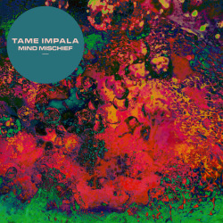 szajmon:  Tame Impala - Mind Mischief (single) - artwork by Leif Podhajsky