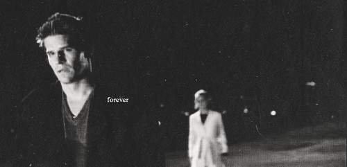 In two-hundred-forty-three years, I've loved exactly one person.