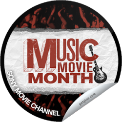 I just unlocked the Sony Movie Channel  Music Movie Month sticker on GetGlue                      1778 others have also unlocked the Sony Movie Channel  Music Movie Month sticker on GetGlue.com                  This month Sony Movie Channel is all about rockin' out. Catch great music movies like TOMMY, SPICE WORLD & THAT THING YOU DO!  Share this one proudly. It's from our friends at Sony Movie Channel.