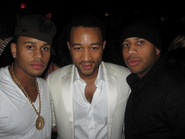 savvyifyanasty:  hottestmenontheplanet:  John Legend and his brother  > the guy to his left looks like my ex too lmfao. But all are sexy! Follow me @ savvyifyanasty.tumblr.com