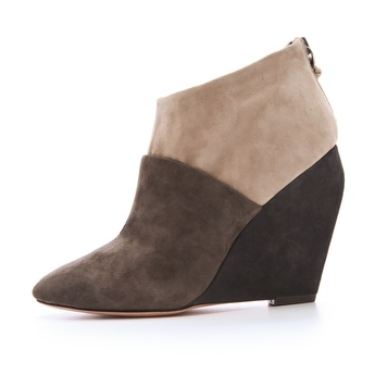 These adorable Jean-Michel booties are on sale now for $132.50 (from $265) and are still available in sizes 8.5 and 10.