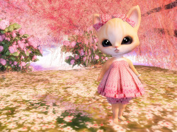 "Check out the Second Life Pic of the Day, ""Pookabi"" , photo by Filomena Quinnell. http://bit.ly/ZAXI9H"