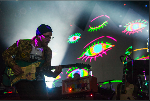 Portugal. The Man (John Gourley) @ House of Blues (Anaheim, Calif., July 11, 2013) bydavidbrendanhall