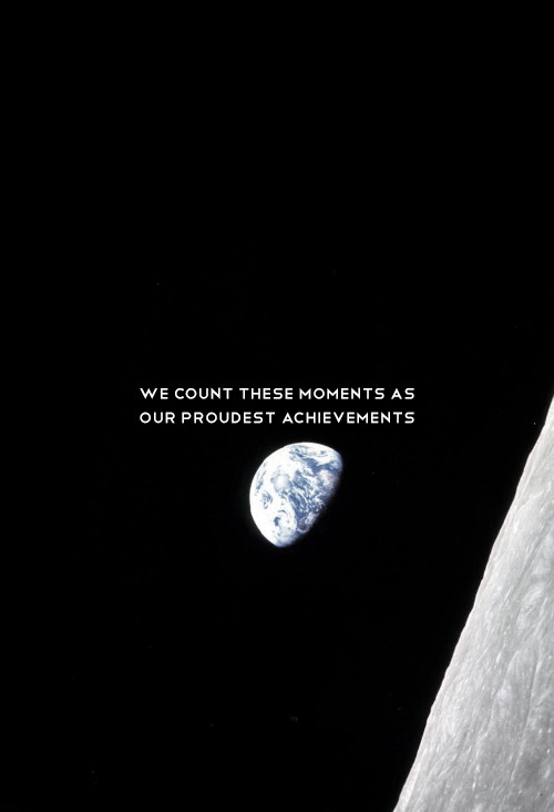 coolthingsswd:  Ode to Apollo 11 and the joy of discovery