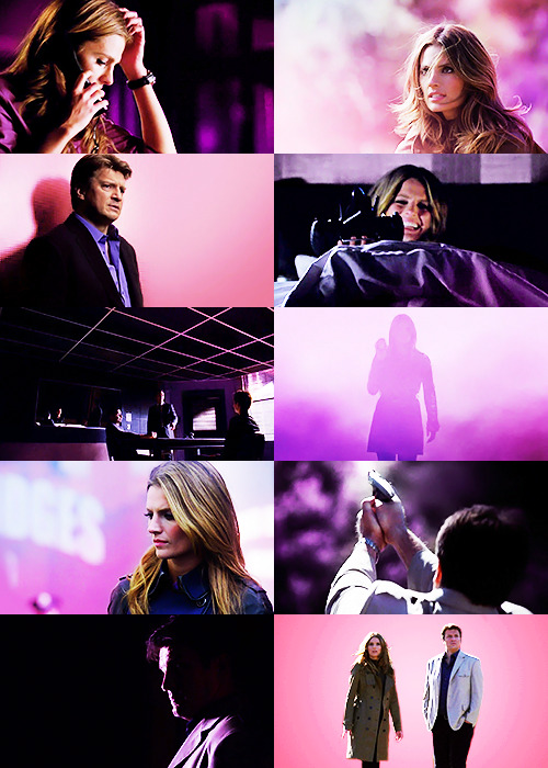 castle : 4.23 the human factor