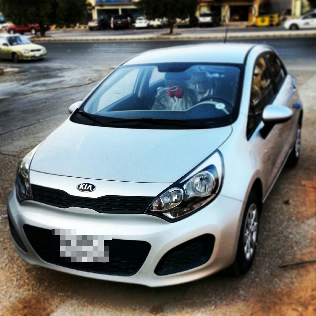 Kia Rio 2013 I love it! ♥♥
