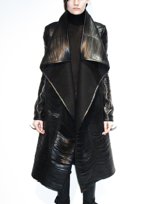 edge-to-edge: Gareth Pugh