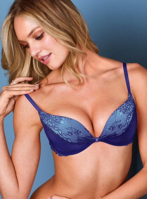 vsupdates:  New Candice Swanepoel for VS Lingerie