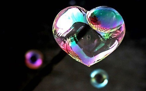 Heart bubblezz💗💕💓💞