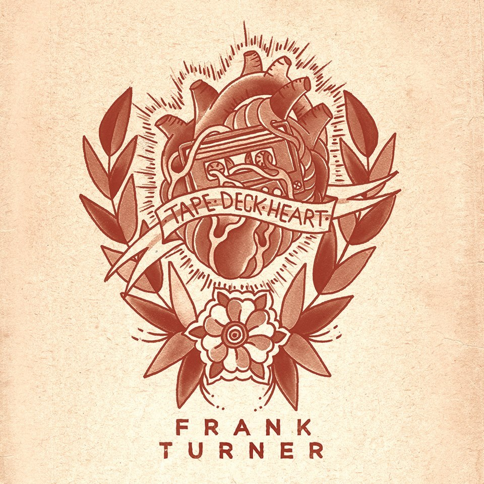 Frank Turner will release his new album 'Tape Deck Heart' this April 22nd. To accompany his new release he has also announced a UK tour! You can check out the dates below:  Wed 17 Apr – Manchester, Academy Thu 18 Apr – Glasgow, O2 AcademyFri 19 Apr – Leeds, Uni RefectorySun 21 Apr – Bristol, AcademyWed 24 Apr – Birmingham, AcademyThu 25 Apr – London, Forum
