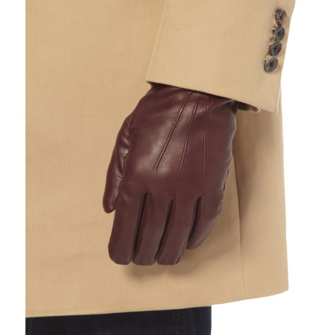 #8 - Merola Cashmere Lined Leather Gloves