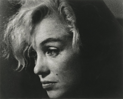 Arnold Newman - Marilyn Monroe, Los Angeles, 1962