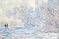 "favorite artists: Claude Monet (1840-1926) ""Without the water, the lilies cannot live, as I am without art.""""I will paint almost blind, as Beethoven composed completely deaf."""