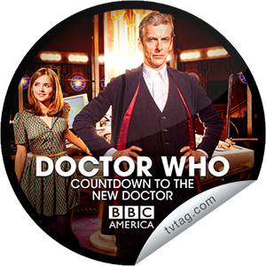 I just unlocked the Doctor Who: Countdown to the New Doctor sticker on tvtag                      989 others have also unlocked the Doctor Who: Countdown to the New Doctor sticker on tvtag                  You're counting down to the premiere of the new Twelfth Doctor Peter Capaldi in the new season of DOCTOR WHO, premiering Sat Aug 23 at 8/7c only on BBC America. Get ready for the new season with BBC America's Doctor Who Countdown Week, all week on BBC America.  Share this one proudly. It's from our friends at BBC America.