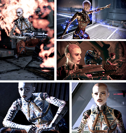 Subject Zero, Mass Effect 2
