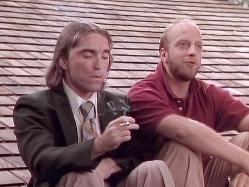 getalife2000:  Jackie Earle Haley & Chris Elliott